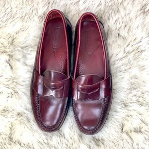 Lands End Men's Loafer Brown Size 10.5 EUC